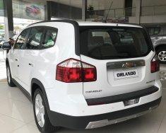 Bán Chevrolet Orlando MT, trắng, xe gia đình, ưu đãi tiền mặt 60 triệu, vay trả góp lãi suất thấp giá 579 triệu tại Hà Nam