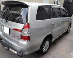 Bán Toyota Innova E 2.0 sản xuất 2014, màu bạc giá 539 triệu tại Tp.HCM