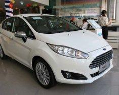 Bán Ford Fiesta hatchback 1.5L AT đời 2018, màu trắng, 510tr giá 510 triệu tại Tây Ninh