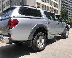 Cần bán Mitsubishi Triton AT 2 cầu 4x4 đời 2010, màu bạc, nhập khẩu nguyên chiếc chính chủ, giá tốt giá 348 triệu tại Hà Nội