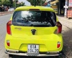 Cần bán xe Kia Morning 1.25 đời 2013, màu vàng, 248 triệu giá 248 triệu tại Bình Dương