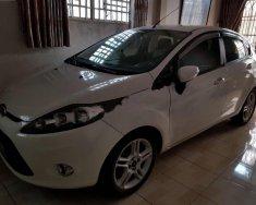 Bán xe Ford Fiesta 1.6 AT 2012, màu trắng xe gia đình giá 370 triệu tại Tp.HCM
