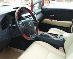 Bán Lexus RX 350 đời 2010, màu đỏ, xe nhập xe gia đình giá 1 tỷ 730 tr tại Hà Nội
