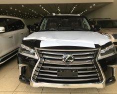 Bán Lexus LX570 nhập Mỹ màu đen, sản xuất 2018, bản full kịch đồ, xe và giấy tờ giao ngay giá 9 tỷ 200 tr tại Hà Nội