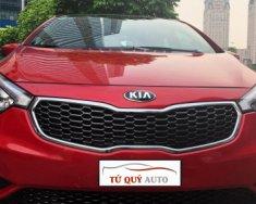 Bán Kia K3 1.6 AT sản xuất năm 2016, màu đỏ  giá 588 triệu tại Hà Nội
