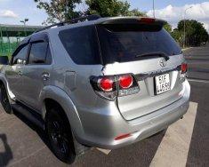 Cần bán xe Toyota Fortuner 2.5G sản xuất 2016, màu bạc số sàn, giá chỉ 895 triệu giá 895 triệu tại Tp.HCM