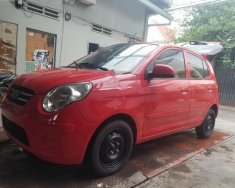 Bán Kia Morning Lx sản xuất năm 2012, màu đỏ như mới, giá chỉ 199 triệu giá 199 triệu tại BR-Vũng Tàu