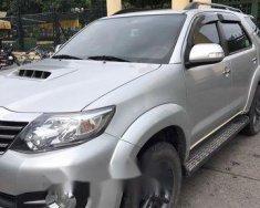 Cần bán Toyota Fortuner đời 2016, màu bạc, 885 triệu giá 885 triệu tại Hà Nội