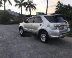 Bán Toyota Fortuner đời 2014, màu bạc   giá 760 triệu tại Hải Phòng