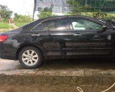 Cần bán gấp Toyota Camry 2.4G sản xuất 2008, màu đen chính chủ  giá 575 triệu tại Thái Bình
