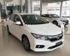 Bán xe Honda City 1.5 sản xuất năm 2018, màu trắng, giá chỉ 559 triệu giá 559 triệu tại Đắk Lắk
