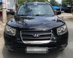 Cần bán Hyundai Santa Fe AT đời 2009, màu đen, xe nhập giá 435 triệu tại Tp.HCM