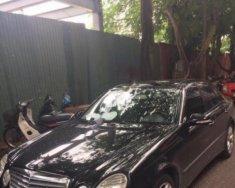 Cần bán xe Mercedes E280 năm 2008, màu đen chính chủ giá 534 triệu tại Hà Nội