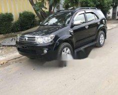 Bán Toyota Fortuner sản xuất 2009, màu đen chính chủ, 520 triệu giá 520 triệu tại Tp.HCM