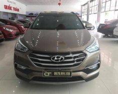 Bán Hyundai Santa Fe 2.2CRDI đời 2016, màu nâu như mới giá 1 tỷ 79 tr tại Hải Phòng