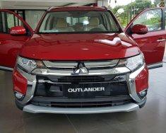 Bán xe Mitsubishi Outlander STD mới sản xuất năm 2018 màu đỏ, gía 823 triệu giá 823 triệu tại Hà Nội