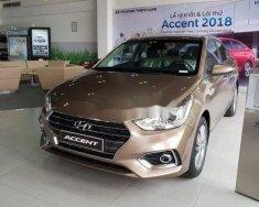 Bán Hyundai Accent năm 2018, màu nâu giá cạnh tranh giá 425 triệu tại Đà Nẵng