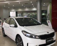 Bán Kia Cerato 1.6 SMT 2018, màu trắng giá 499 triệu tại Tp.HCM