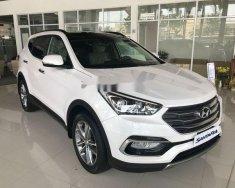 Cần bán xe Hyundai Santa Fe sản xuất 2017, màu trắng, giá tốt giá 1 triệu tại Tp.HCM