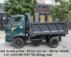 Bán xe ben Cửu Long TMT 2.4 tấn - xe tải tự đổ 2t4 giá 339 triệu tại Kiên Giang