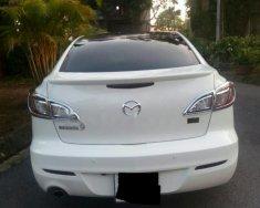 Cần bán Mazda 3 1.6AT năm sản xuất 2012, màu trắng  giá 465 triệu tại Hà Nội