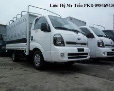 Bán xe tải Kia Thaco tải 1,9 tấn đủ các loại thùng lửng, bạt, kín. Sẵn xe giao ngay, thủ tục nhanh gọn giá 341 triệu tại Hà Nội