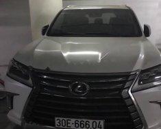 Bán ô tô Lexus LX 570 đời 2016, màu trắng, nhập khẩu giá 7 tỷ 100 tr tại Hà Nội