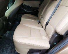 Cần bán gấp Hyundai Santa Fe đời 2016, màu nâu, giá tốt giá 1 tỷ 50 tr tại Hà Nội