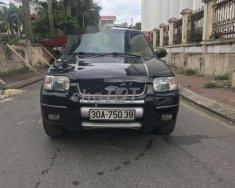 Bán ô tô Ford Escape đời 2004, màu đen, 169tr giá 169 triệu tại Hà Nội