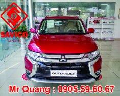 Bán xe Outlander, 1 cầu, số tự động tại Đà Nẵng, giá tốt nhất, hỗ trợ vay đến 90 %, giao xe nhanh chóng giá 1 tỷ 99 tr tại Đà Nẵng