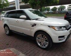 Bán LandRover Range Rover Sport HSE 3.0 sản xuất 2015, màu trắng, nhập khẩu như mới giá 3 tỷ 600 tr tại Hà Nội