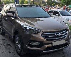 Cần bán xe Hyundai Santa Fe đời 2017 xe gia đình giá 975 triệu tại Tp.HCM