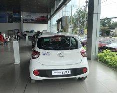 Bán xe Hyundai I10 hatback- hỗ trợ trả góp 80% giá 350 triệu tại Cần Thơ