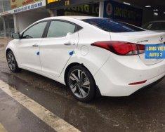 Bán ô tô Hyundai Elantra 1.8AT sản xuất 2015, màu trắng, nhập khẩu nguyên chiếc   giá 580 triệu tại Hà Nội