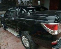 Cần bán xe Mazda BT 50 2014, màu đen   giá 590 triệu tại Thái Nguyên
