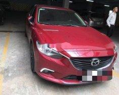 Cần bán lại xe Mazda 6 2.0 đời 2016, màu đỏ, 730tr giá 730 triệu tại Hải Phòng