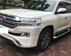 Cần bán Toyota Land Cruiser VXR sản xuất năm 2016, màu trắng, xe nhập giá 4 tỷ 500 tr tại Hà Nội