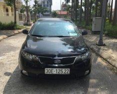 Cần bán gấp Kia Forte đời 2011, màu đen, 395 triệu giá 395 triệu tại Hà Nội
