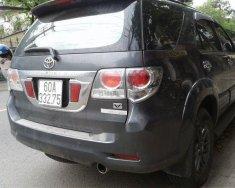 Bán Toyota Fortuner V sản xuất 2012, màu xám chính chủ, giá chỉ 678 triệu giá 678 triệu tại Đồng Nai