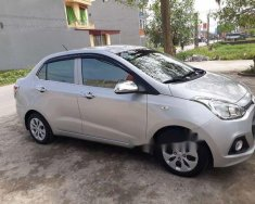 Cần bán lại xe Hyundai Grand i10 đời 2015, màu bạc, xe nhập chính chủ giá 320 triệu tại Nam Định