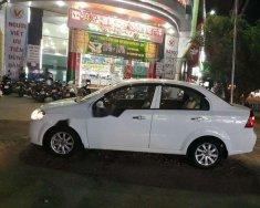 Bán ô tô Daewoo Gentra năm 2012, màu trắng, giá chỉ 217 triệu giá 217 triệu tại Gia Lai