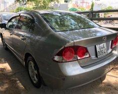 Cần bán xe Honda Civic 1.8 sản xuất năm 2008, màu xám, giá tốt giá 325 triệu tại Tp.HCM