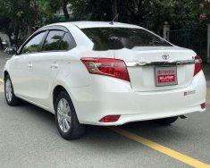 Cần bán xe Toyota Vios G đời 2017, màu trắng   giá 570 triệu tại Tp.HCM