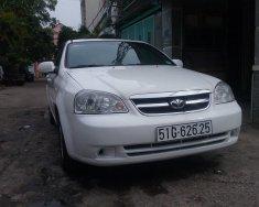 Bán ô tô Daewoo Lacetti đăng ký 2010, màu trắng chính chủ, 235tr giá 235 triệu tại Tp.HCM