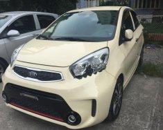 Bán xe Kia Cerato sản xuất năm 2016, màu vàng, giá chỉ 315 triệu giá 315 triệu tại Hà Nội