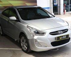 Cần bán Hyundai Accent Blue 1.4AT sản xuất năm 2014, màu bạc, 448 triệu giá 448 triệu tại Tp.HCM