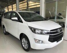 Bán Toyota Innova E đời 2018, màu trắng giá 743 triệu tại Lâm Đồng