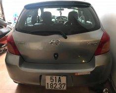 Bán Toyota Yaris sản xuất năm 2008, màu xám, nhập khẩu Nhật Bản  giá 328 triệu tại Tp.HCM