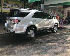Cần bán gấp Toyota Fortuner năm 2014, màu bạc, giá tốt giá 780 triệu tại Tp.HCM