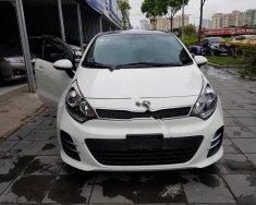 Bán ô tô Kia Rio 1.5AT năm sản xuất 2015, màu trắng, nhập khẩu nguyên chiếc, giá tốt giá 515 triệu tại Hà Nội